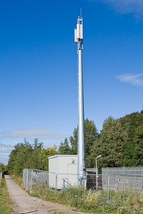 Portable Mobile Phone Mast