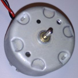 Conventional Motor Outside View